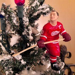 🎄Hallmark 1999 Gordie Howe Hockey Greats 🏒